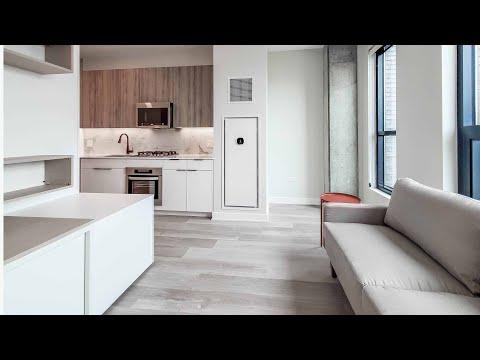 A -14 Ori Smart Suite at River West's new Avenir apartments