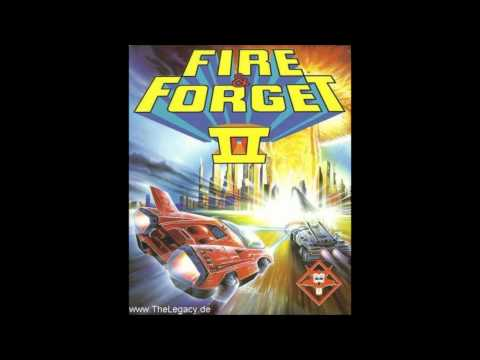 Fire & Forget II Amiga