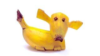 Comment faire un Chien-Banane