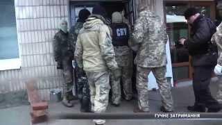 """У Охтирці відбулося затримання угрупування, яке представлялося """"антикорупційним комітетом"""""""