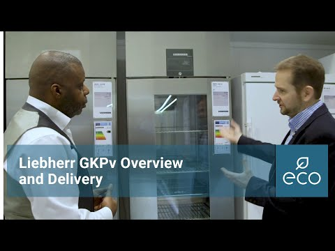 Liebherr GKPv Overview and Unique Features