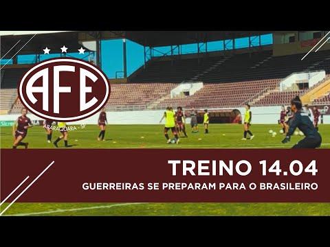 Vídeo / Guerreiras Grenás treinam forte para a estréia no Brasileirão 2021!