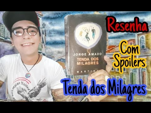 Resenha: Tenda dos Milagres ? Jorge Amado