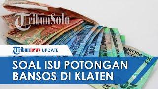 Tersebar Isu Pemotongan Bansos hingga Rp 300 Ribu, Sebut Penerima Dobel hingga Terkesan Dipotong