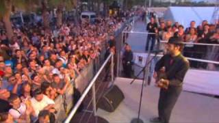 Charlie Winston -  Like a Hobo  LIVE at Cannes