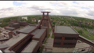 Essen, Germany: Coal & Culture (Travel Videoblog 027)