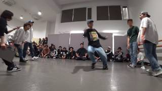 埼玉大学【firestorage】 vs 明治大学【明治大学】 / DANCE@LIVE 2017 RIZE KANTO CLIMAX