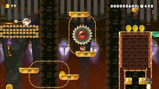 End Of The Line by JScorp - Super Mario Maker 2 - No Commentary