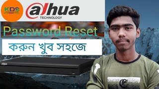 dahua dvr admin password reset forgot password easy recovery - Thủ