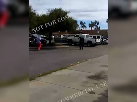 California Police Release Videos of Fatal Shooting