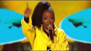 Rai Elle Williams Will Make You Bailando! Live Shows Week 2 | The X Factor UK 2017