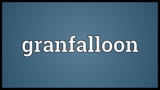 Gambar cover Granfalloon Meaning