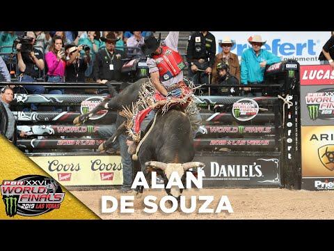 WORLD FINALS: Alan De Souza Finishes Third in FIRST WORLD FINALS APPEARANCE | 2019