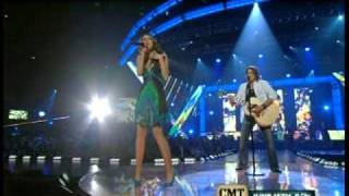 Ready, Set, Don't Go (live) - Billy Ray Cyrus w/Miley Cyrus w/lyrics