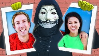 WHO KNOWS HACKER PZ9 BETTER? Girlfriend VS Boyfriend Wins 24 Hour Challenge to Reveal Vy's Secrets