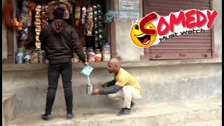 Comedy Scense 2020 || Bindas fun joke ||