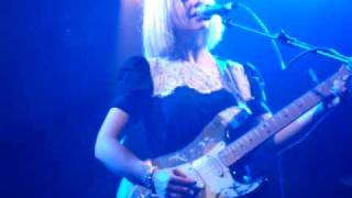 The Joy Formidable - Anemone - @ The Electric Ballroom