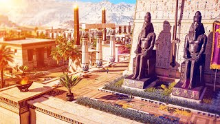 What Did Ancient Egypt Look Like? (Cinematic Animation)