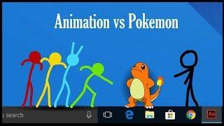 Animation Vs. Pokémon