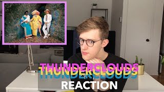 [REACTION] THUNDERCLOUDS   LSD (Labrinth, Sia & Diplo)