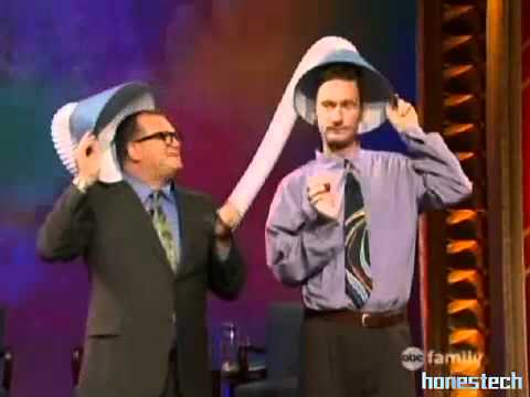 Whose Line is it Anyway?: Rekvizity #1