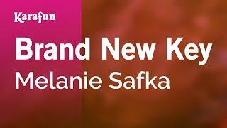 Karaoke Brand New Key - Melanie Safka *