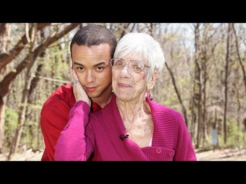 Man Dating 90 Year Old Woman