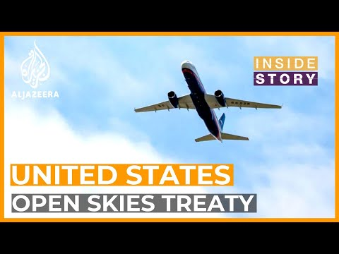 Could the US shut down the Open Skies treaty? | Inside Story
