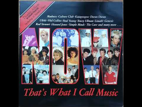 Various Artists - Now That's What I Call Music UK Front Cover - Album Playlists
