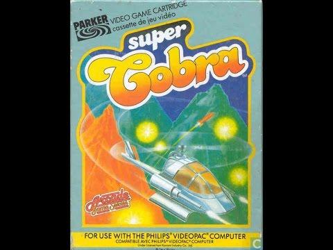 Super Cobra   Philips Spielekonsolen   G7000 / G7400 / Videopac / Videopac+