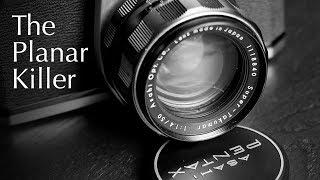 Pentax Super-Takumar 50mm f/1.4 (8-element version) Lens Review