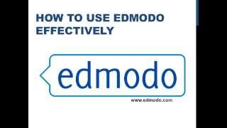 How to sign up for Edmodo and use it for class