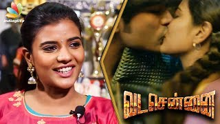 VADA CHENNAI : Aishwarya Rajesh Reveals Unknown Facts | Interview | Dhanush