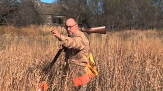Finding Multiple Downed Birds -- Safe Shooting & Hunting Tips with Dave Miller