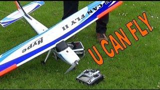 Teil 3 U CAN FLY  WE CAN FLY  DISCOVERY  YUKI FLY Pampersflieger MFC Rheinbach