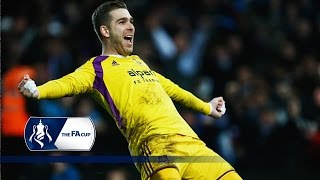 West Ham 2-2 Everton - (2014/15 FA Cup R3) | Goals & Highlights