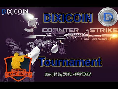 DixiCoin Tournament Pass