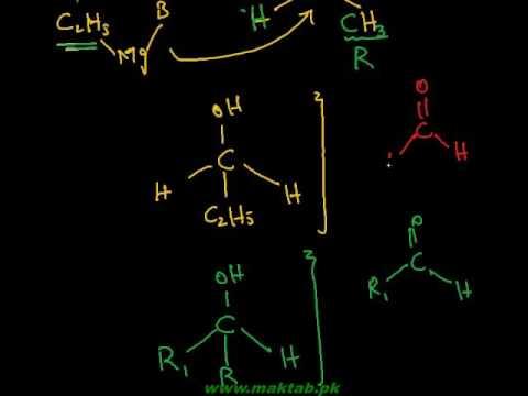 FSc Chemistry Book2, CH 11, LEC 2: General Preparation of Alcohols – Alcohols (Part 2)