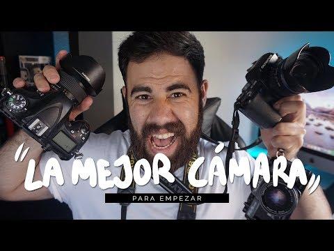 📷 La MEJOR CÁMARA para EMPEZAR en la FOTOGRAFÍA