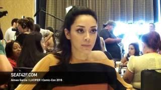 SDCC - Aimee Garcia