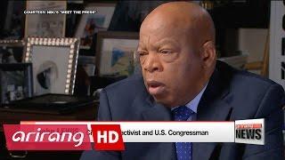 At least 25 Democratic lawmakers boycott Trump