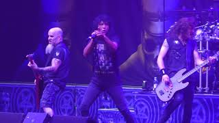 """I Am the Law"" Anthrax@Santander Arena Reading, PA 6/4/18"