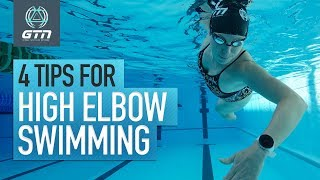 What Is High Elbow Swimming? | 4 Tips For Freestyle Swimming Technique
