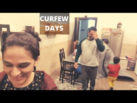 Curfew in Saudi Arabia - Day 1 - Trying to stay sane!