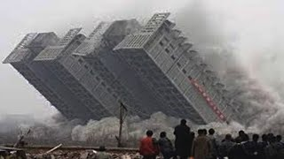 Controlled Buildings Demolition