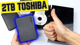 Toshiba Canvio Basics 2TB External Hard Drive USB 3.0 - Speed Test