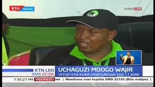 IEBC yasema uchaguzi mdogo wa wajir ulienda sawa huku kura zikihesabiwa