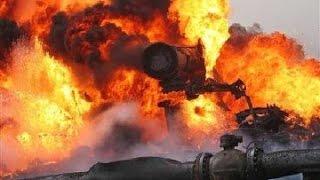 Секунды до катастрофы — Взрыв нефти (Документальные фильмы, передачи HD)