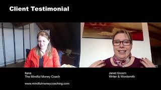 Mindful Money Coaching: Client Testimonial