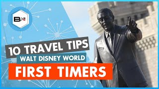 Top 10 Tips Visiting Disney World For The First Time